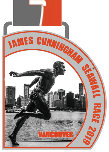 See the 2019 Finisher's Medal